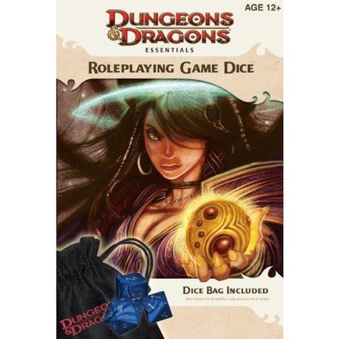 Dungeons and Dragons RPG: Dice Set
