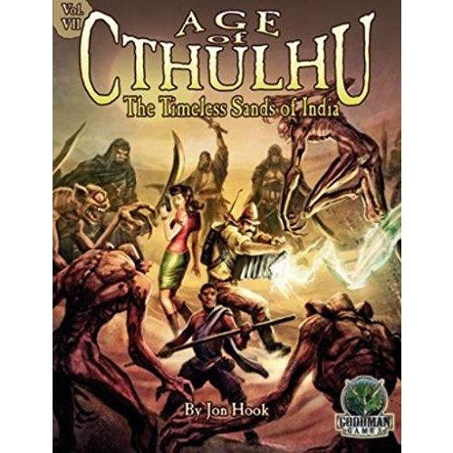 Age of Cthulhu 7: The Timeless Sands