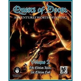 Dungeons and Dragons RPG: Quests of Doom V2