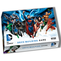 DC Comics: Deckbuilding Game
