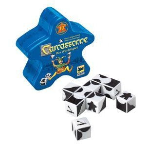 CARCASSONNE DICE GAME