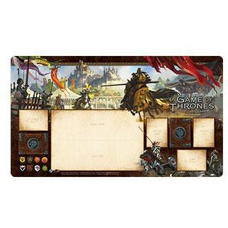 Game of Thrones:LCG:Knights Of The Realm Play Mat 2e