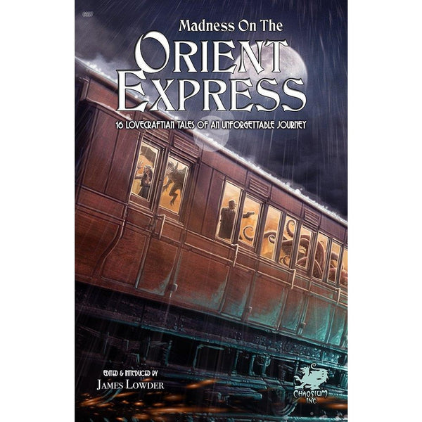 Call of Cthulhu: Madness on the Orient Express