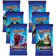 Magic the Gathering Bundle: 6 X Return to Ravnica Booster Packs