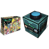 Rick and Morty Bundle: Total Rickall and Mr. Meeseeks Box O Fun