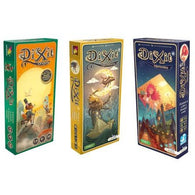 Dixit Bundle: Origins / Daydreams / Memories Expansions
