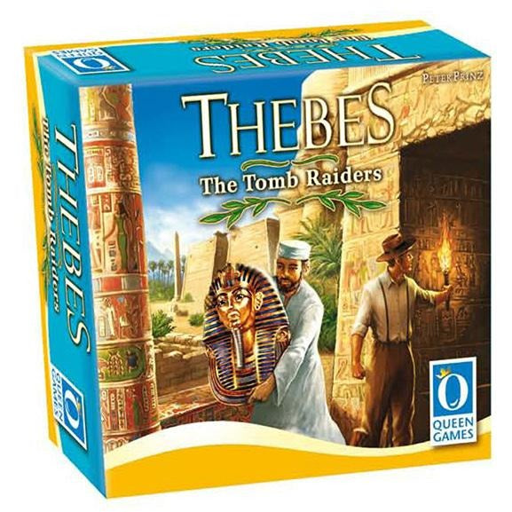 Thebes Tomb Raiders