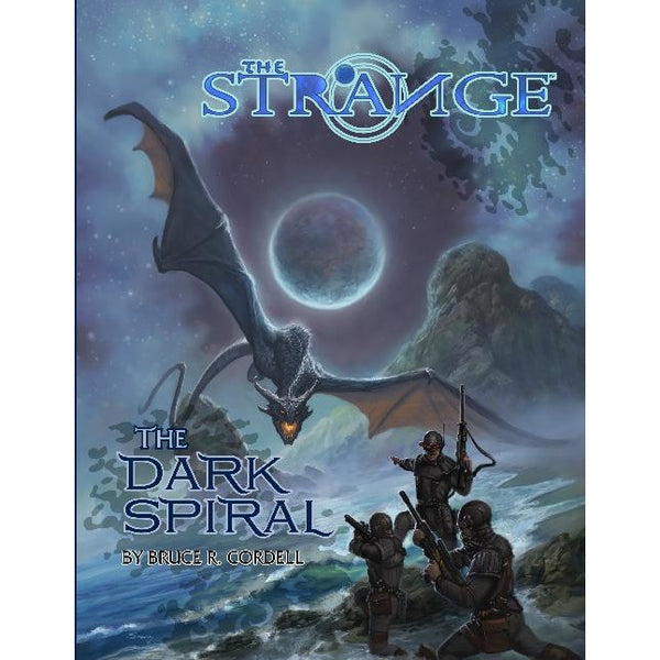 The Strange RPG: The Dark Spiral
