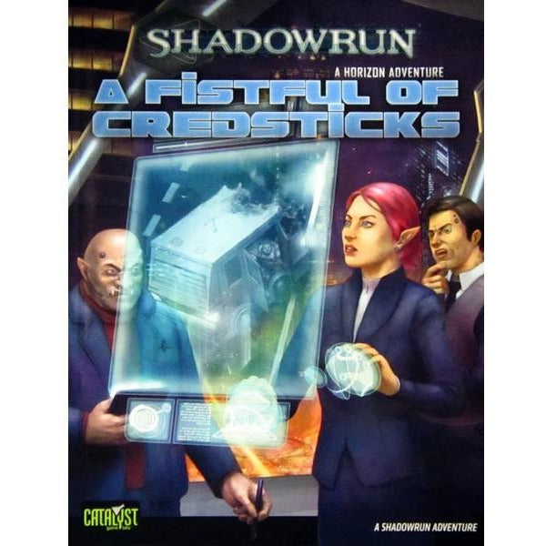 Shadowrun RPG: A Fistful of Credsticks