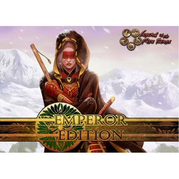 Legend of the Five Rings CCG: Emperor Edition Starter Deck