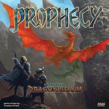 Prophecy: Expansion 1 Dragon Realm