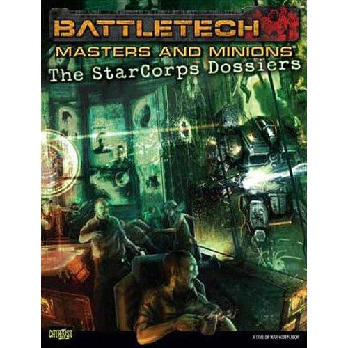 BattleTech: Masters and Minions Starcorps