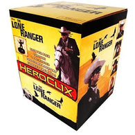 The Lone Ranger HeroClix: Gravity Feed 24 Count Display