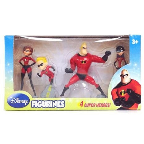 Disney The Incredibles 4 Pack