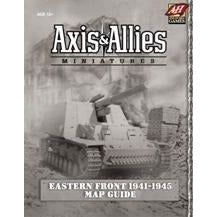 Axis and Allies CMG: Eastern Front 1941-1945 Map Guide