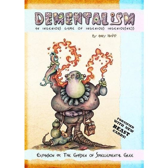 Dementalism: The Garden of Smellemental Glee Expansion 1
