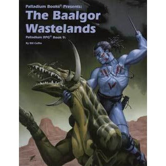 Palladium Fantasy RPG: Baalgor Wastelands