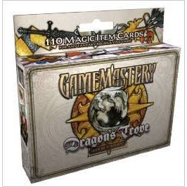 GameMastery Item Cards: Dragons Trove Double Deck