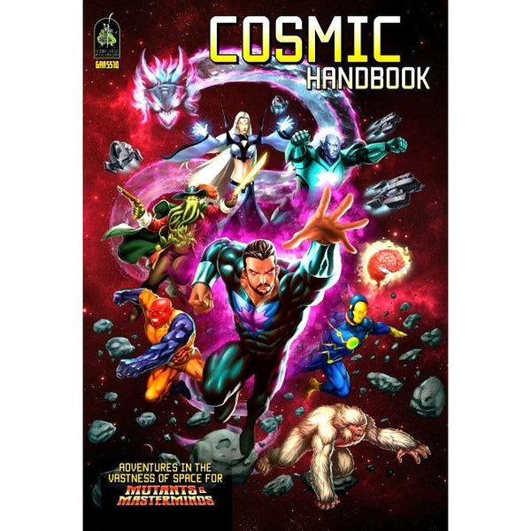Mutants and Masterminds: Cosmic Handbook