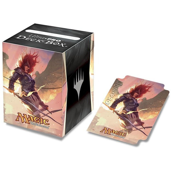 Magic the Gathering: Commander Aurelia the Warleader Pro-100 Deck Box