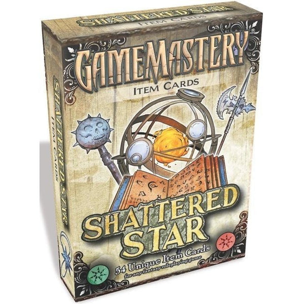 Pathfinder Item Cards: Shattered Star Adventure Path