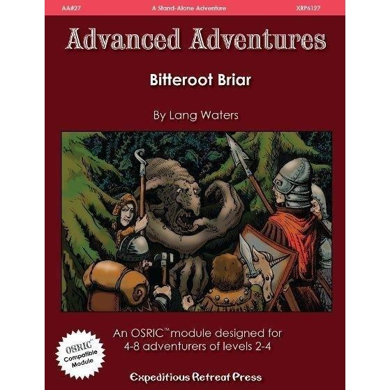 Advanced Adventures #27: Bitterroot Briar