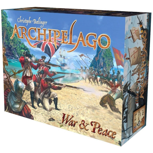 Archipelago: War and Peace Expansion