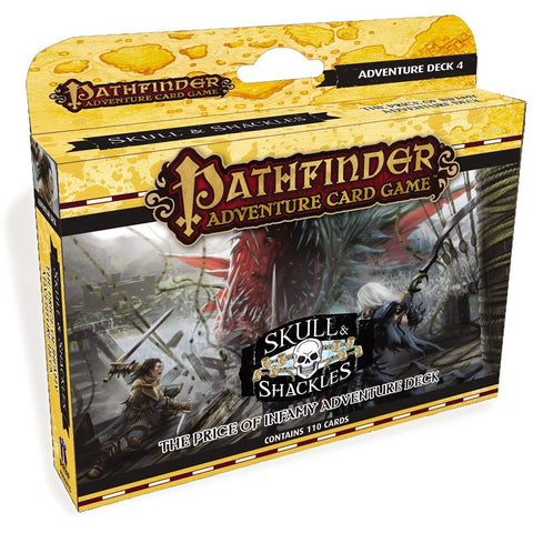 Pathfinder Adventure Card Game: The Price of Infamy Adventure Deck