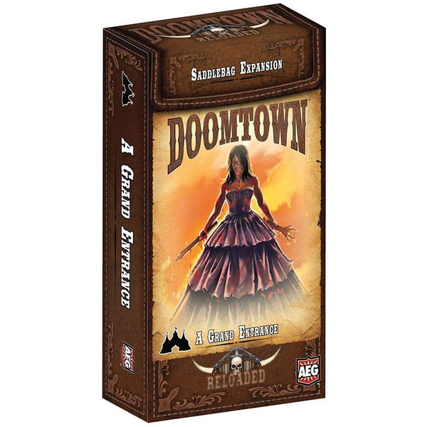 Doomtown: ECG Expansion Saddlebag 11 - A Grand Entrance