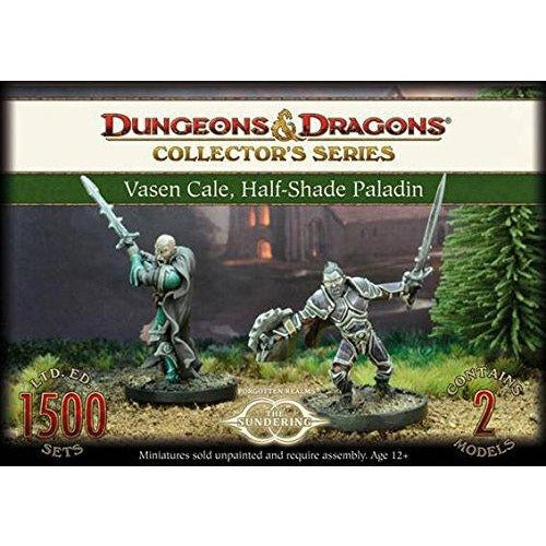 Dungeons and Dragons: Vasen Cale, Half-shade Paladin