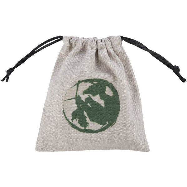 Legend of the Five Rings Dice Bag: Mantis Clan