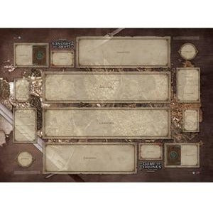 A Game Of Thrones LCG: Westeros Playmat