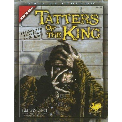 Call of Cthulhu: Tatters of the King