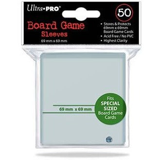 Board Game Sleeves 69x69mm