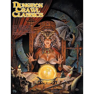 Dungeon Crawl Classics: #88.5 Curse of the Kingspire