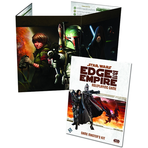 Star Wars RPG: Edge of the Empire Game Masters Kit