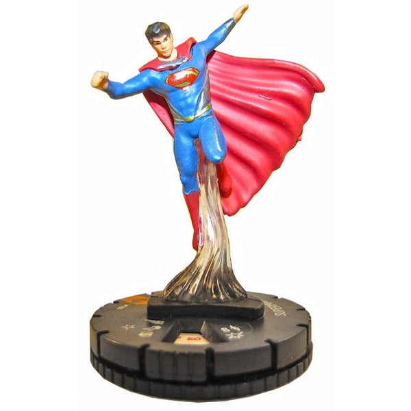 DC HeroClix: Man of Steel Marquee Figure 10 Count Brick
