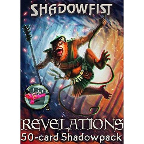 Shadowfist Dynamic Card Game: Revelations