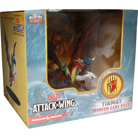 Attack Wing: Dungeons and Dragons Tyranny of Dragons Tiamat Premium Figure