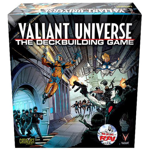 Legends Rising: The Valiant Universe DBG - Core Set