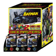 DC Dice Masters: Batman 90 Count Gravity Feed