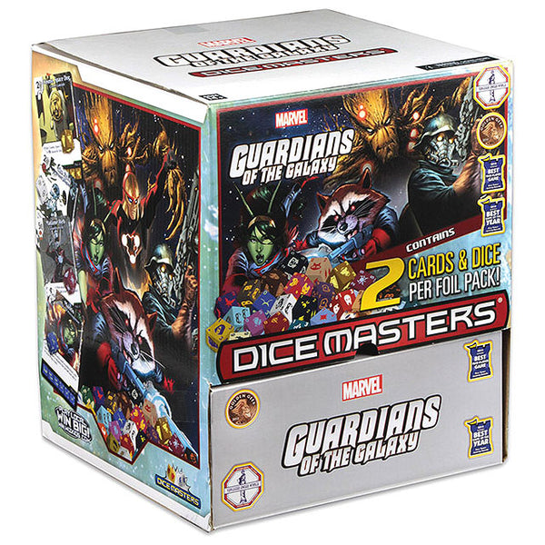 Marvel Dice Masters: Guardians of the Galaxy 90 ct. Gravity Feed