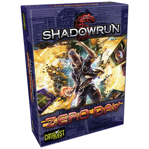 Shadowrun: Zero Day Card Game