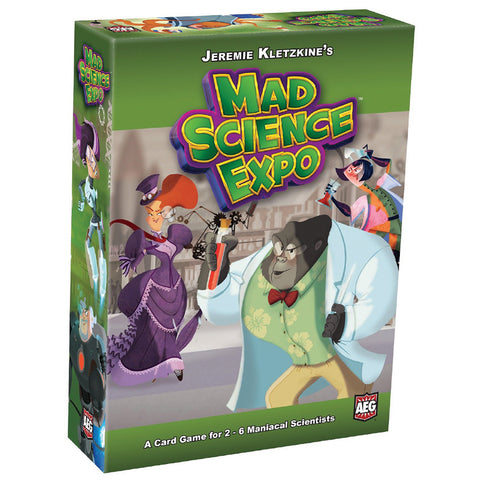 Mad Science Expo