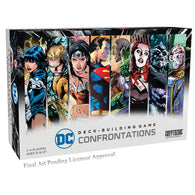 DC Comics DBG: Confrontations (stand alone or expansion)