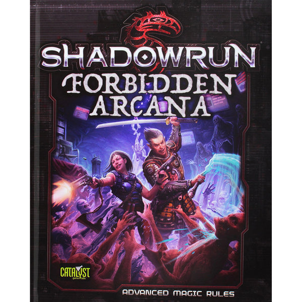 Shadowrun RPG: Forbidden Arcana