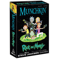 Munchkin: Rick and Morty