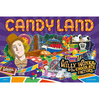 Candyland: Willy Wonka and the Chocolate Factory