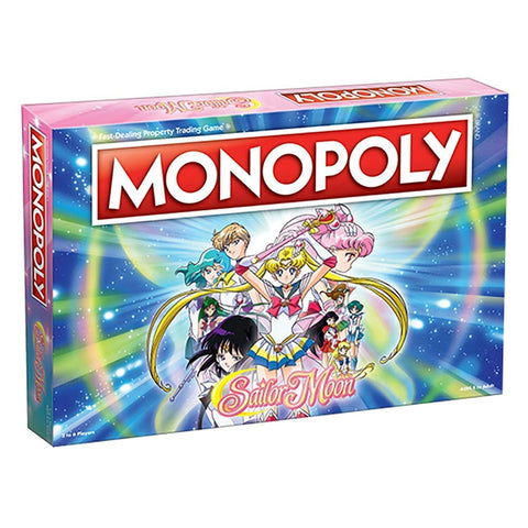 Monopoly: Sailor Moon