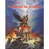 After the Bomb RPG: Mutants in Avalon